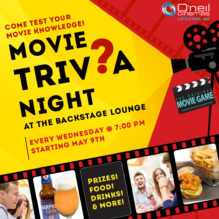 O'Neil Cinemas 7 Favorite Bits of Movie Trivia