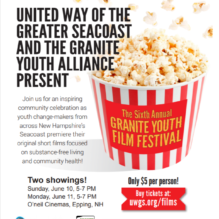 Why You Should Check Out the 2018 Granite Youth Film Festival