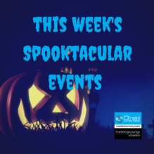 Spooktacular Events Happening This Week at O'Neil Cinemas