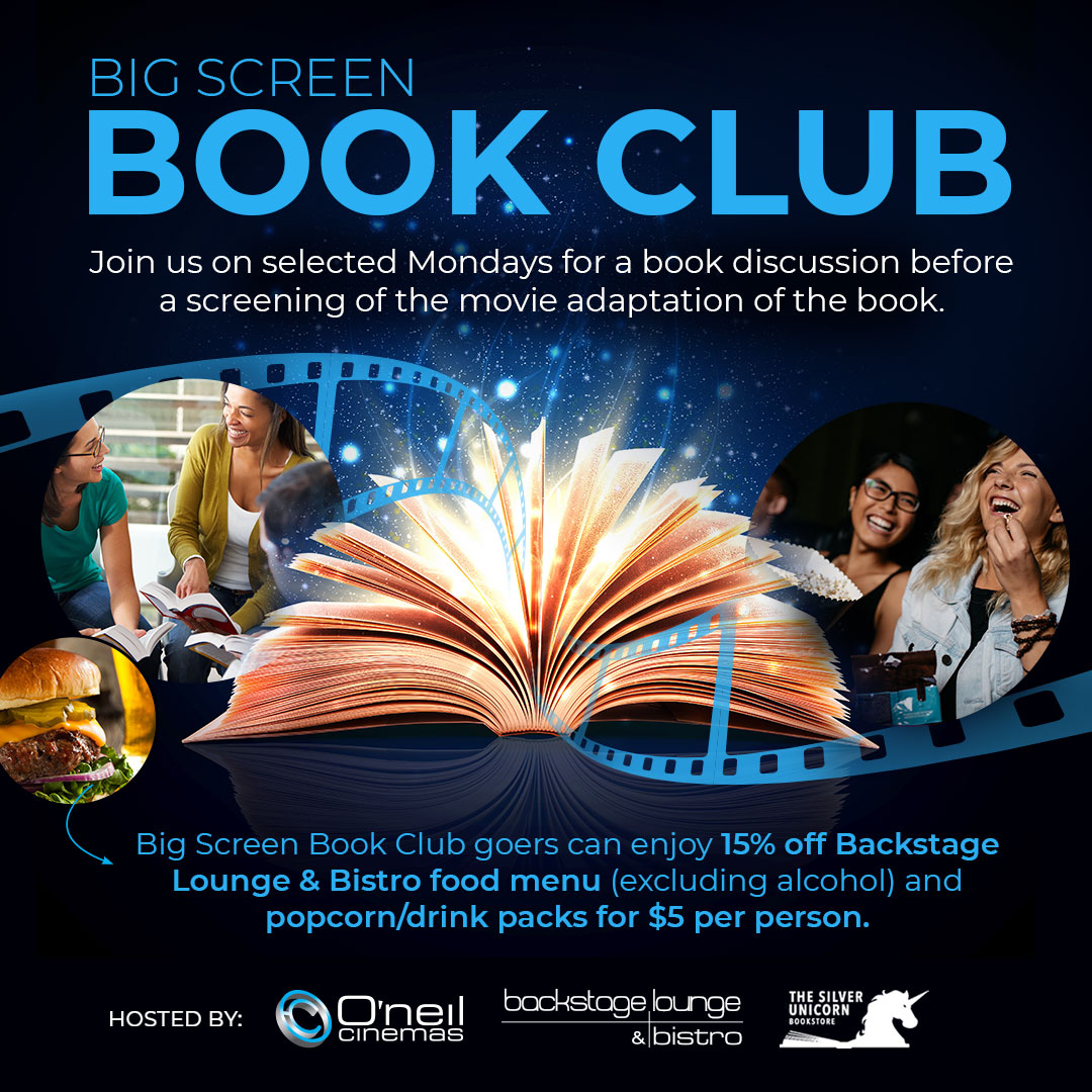 Big Screen Book Club