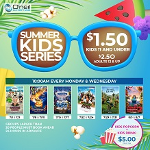 2019 Summer Kids Series Returns July 1